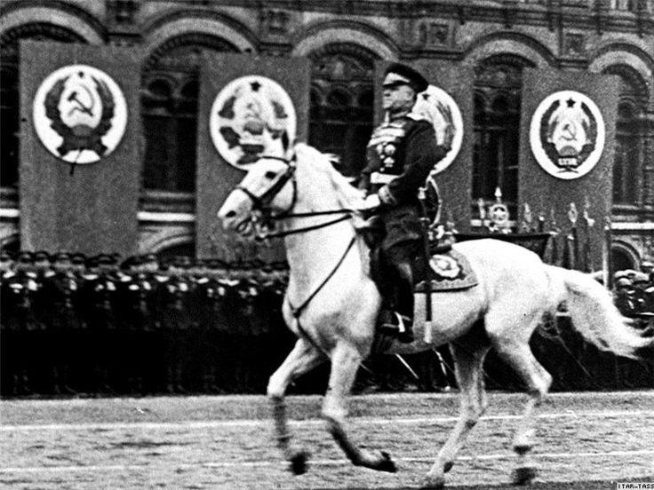 Маршал Победы - Георгий Константинович Жуков (Marshal Victory - Georgy Zhukov)