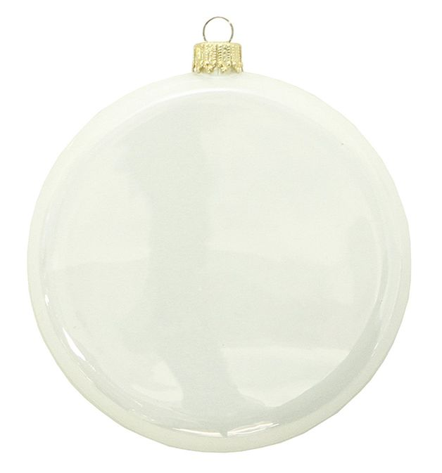 Find More Christmas Decoration Supplies Information about Free Shipping DIY Paintable Clear Christmas Decoration 80mm Glass Disc/Paper Gold Cap Ornament 30mm Thickness, 100/Pack,High Quality ball fiber,China ornamental paper Suppliers, Cheap ornamental glass balls from Northan International Company on Aliexpress.com