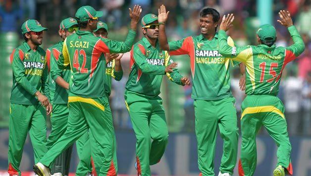 Bangladesh Cricket Team 2015 World Cup