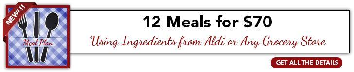 Mango, Strawberry Green Smoothie ~ NEW 31 Days of Budget Friendly Paleo Recipes