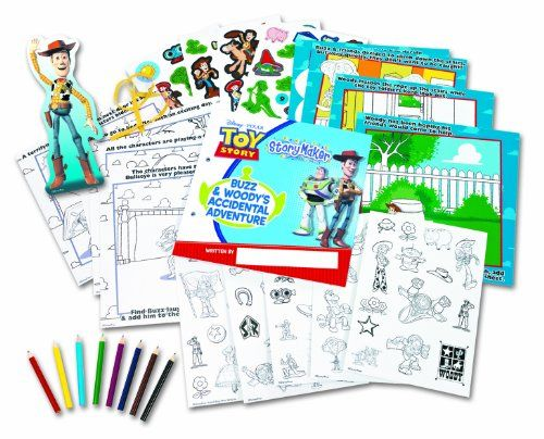 Flair Toy Story Comic Maker Kit @ niftywarehouse.com