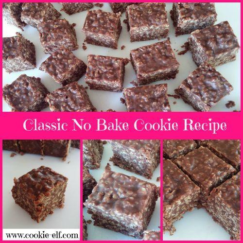 Drop cookies recipe no bake