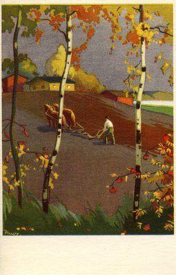 Martta Wendelin Cards