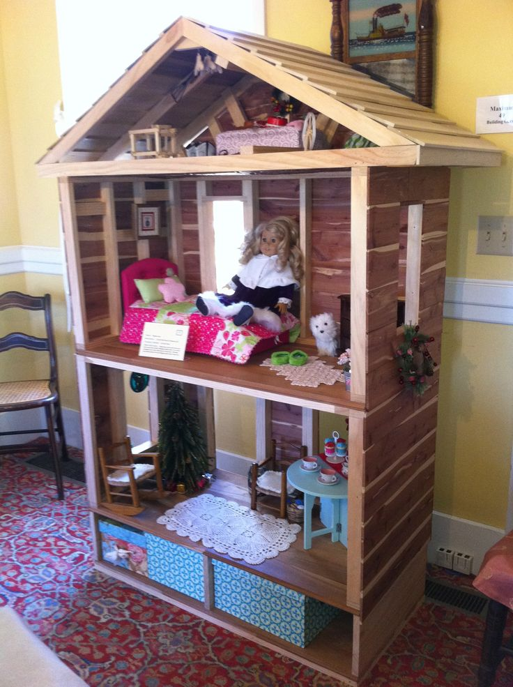 american girl doll house - Google Search