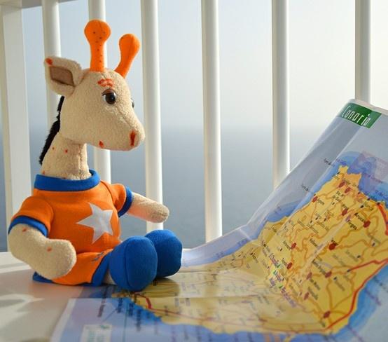 Kysyvä ei tieltä eksy... mutta karttaa lukemalla löytää ainakin oikean suunnan! Retkipäivä Gran Canarialla. Tjäreborg - Holiday is where the heart is! http://www.tjareborg.fi