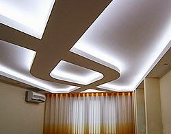 Modern And Contemporary False Ceiling Designs For Kitchen, Itu0027s Gibson  Board Ceiling With Suspended Ceiling Part 56