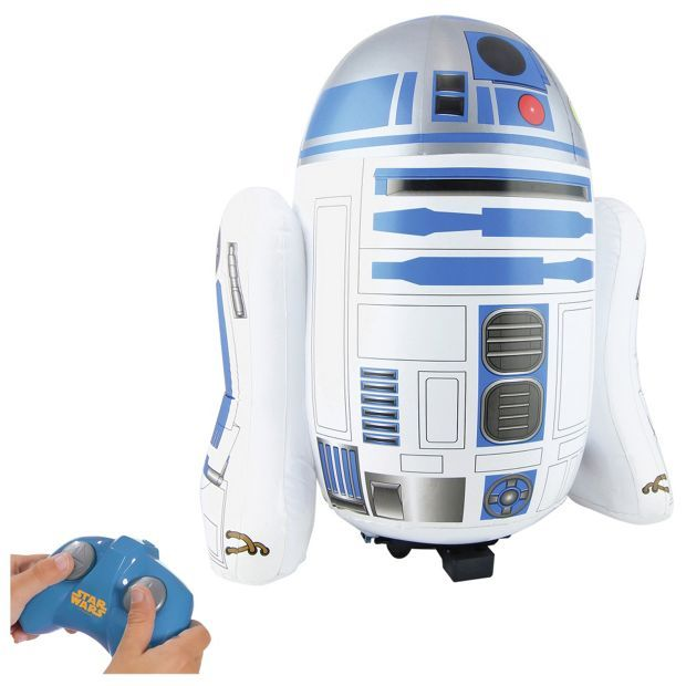 Buy Star Wars RC Inflatable - R2-D2 at Argos.co.uk - Your Online Shop for Radio controlled toys, Radio controlled cars and toys, Toys.