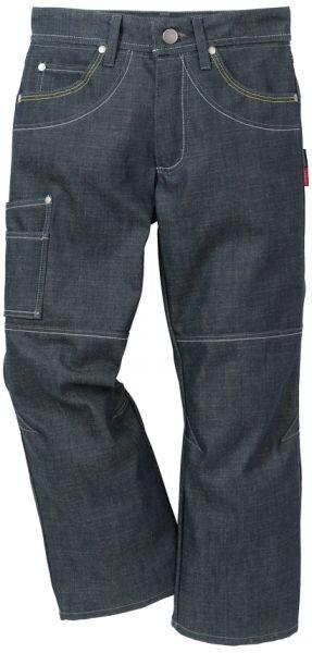 Smarte bukser til børnene - fra 3-12 år - Fristads Kansas børnearbejdsbukser, Gen Y, indigoblå (111259-545) - Arbejdstøj til børn - BILLIG-ARBEJDSTØJ.DK