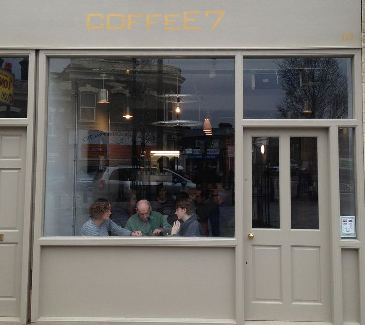 Coffee7 - new place in Forest Gate