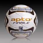 Apto Sports Finale Matchball White/Gold football