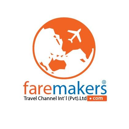 FareMakers provide you cheap #airtickets for national and international destinations. Our company in Pakistan is the first one which is working with several airlines of the world and there are many options for the customers. You can choose best fares for yourselves. We also have flight deals and promotion for you, We provide cheap airline tickets online at very low rates and hotels reservation online all around world. Our customer support service is 24/7. www.faremakers.com
