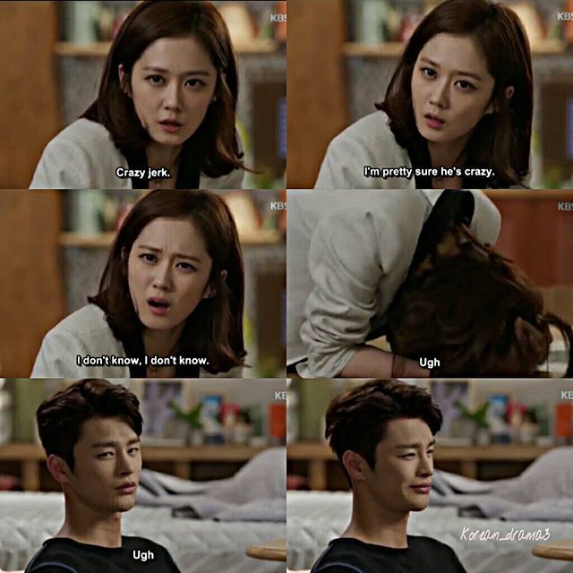 I Remember You/Hello Monster #korean #drama #Thats how Lee Hyun makes Cha Jian goes crazy.