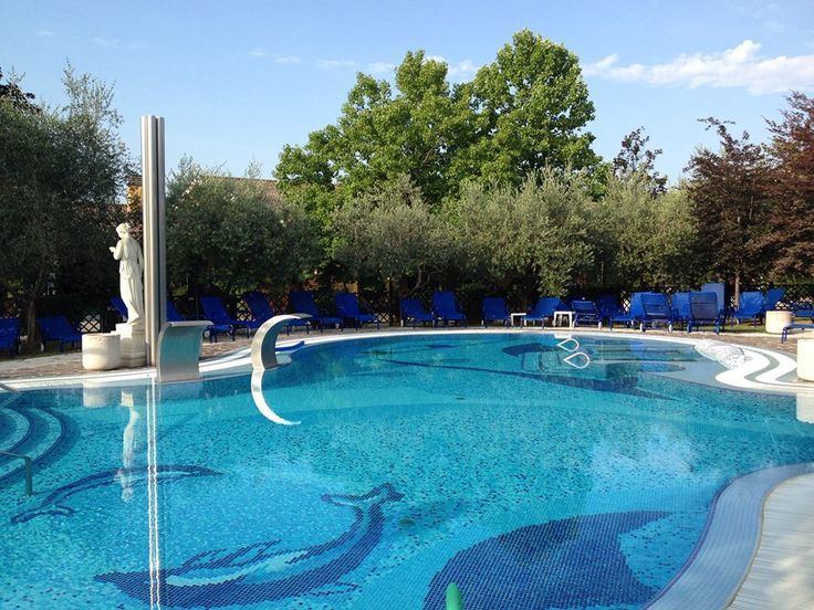 Thermae abano montegrotto for Abano terme piscine