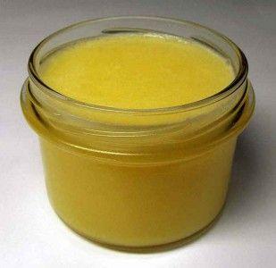Ghee (ghí), prepustené maslo