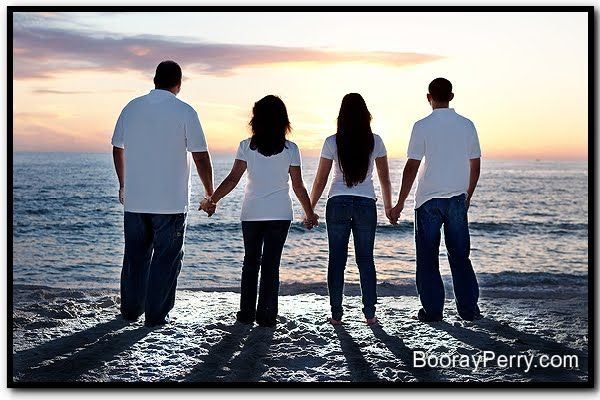 Family Beach Picture Poses | Tampa Wedding Photography: Best of 2010 - Part 6