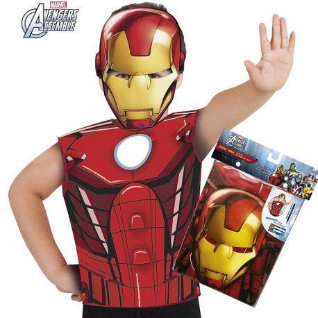 #Set #Iron #Man PartyTime Perfecto para tus fiestas, mercadisfraces tú #tienda de #disfraces #online