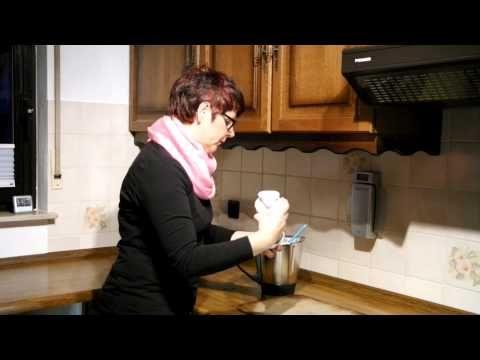 ▶ Baileys Plätzchen mit der Gebäckpresse von The Pampered Chef und auf dem Zauberstein gebacken. - YouTube