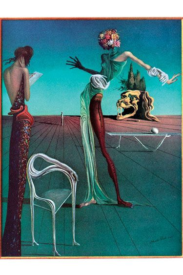 salvador dali influences The surreal world of salvador dalí  salvador felipe jacinto dalí domènech was born may 11, 1904, in the catalonian town of figueres in northeastern spain his authoritarian father, salvador.