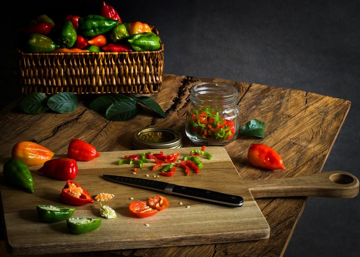 Chili pepper, ajies