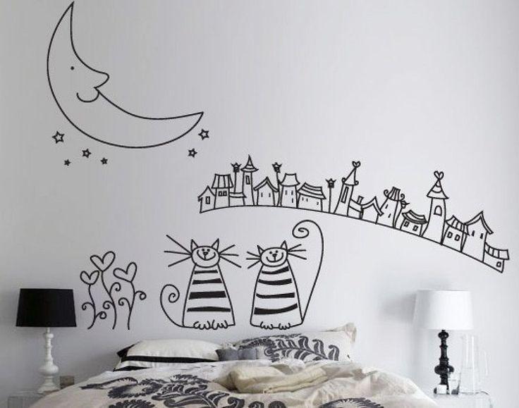 удалось нарисовать картинки на стену в комнату дукато итальянский коммерческий