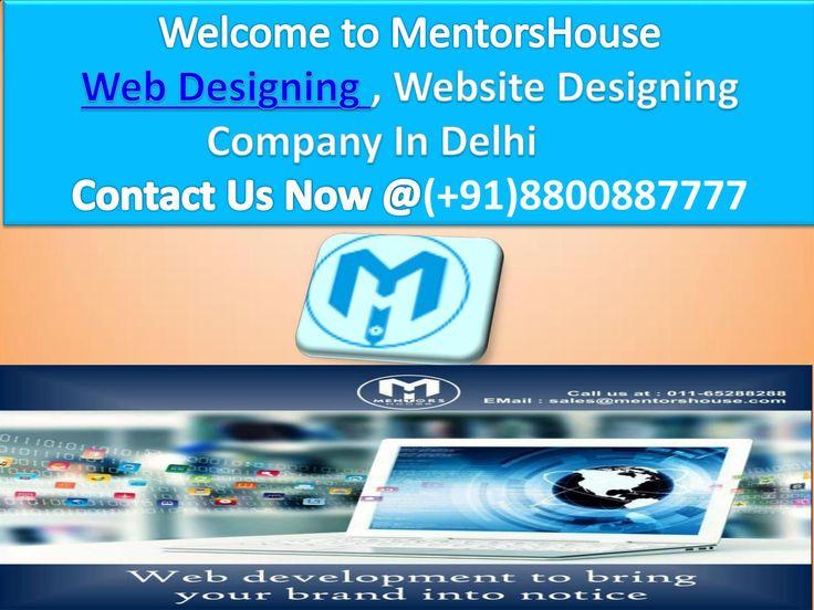 Web Designing - Web Design Company  We are the most prestigious and the unique…