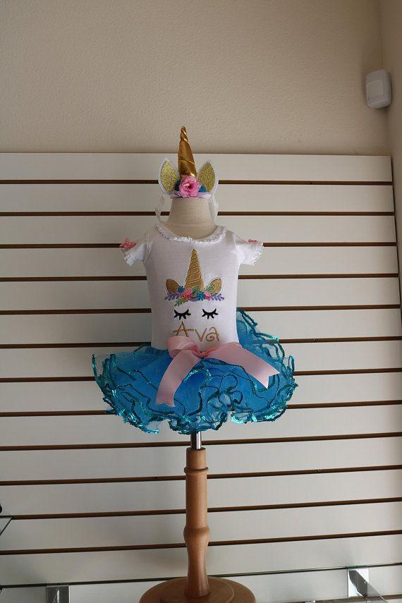 Unicorn birthday outfit unicorn 1st birthday unicorn