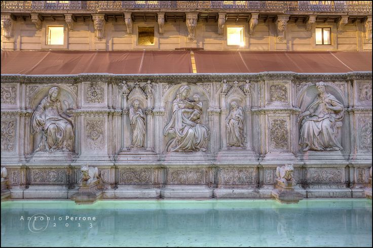 Fonte Gaia by Antonio Perrone on 500px