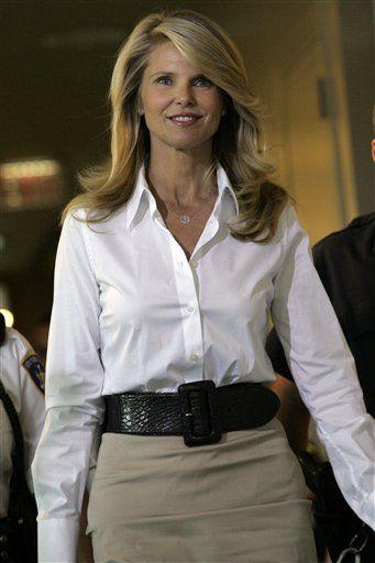 Christie Brinkley very pretty