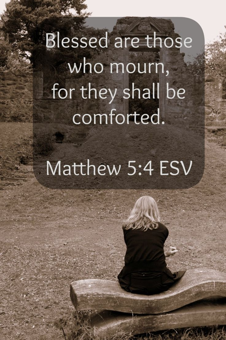 God's Comfort for the Hurting