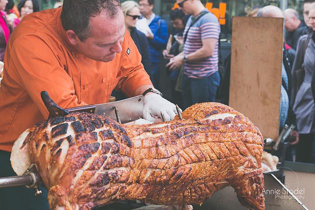 Pork Roast, Borough Market