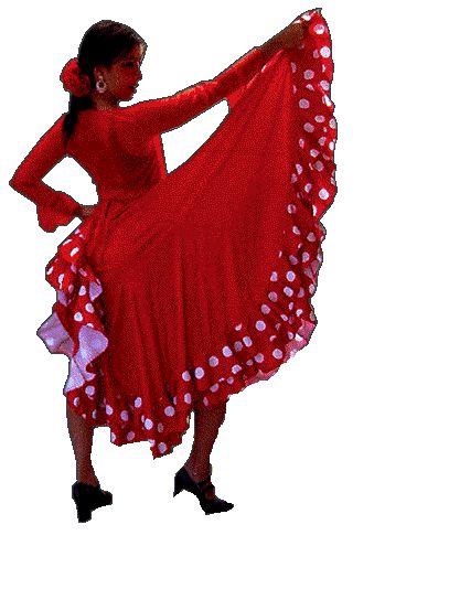 Фото гифка цыганка танцует