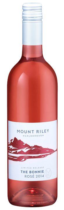 2014 Mount Riley Rosè — Mount Riley Wines Blenheim, Marlborough