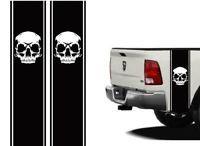 Truck Bed Car Stripe Decal kit for Dodge Hemi turbo side panel skull hood rear