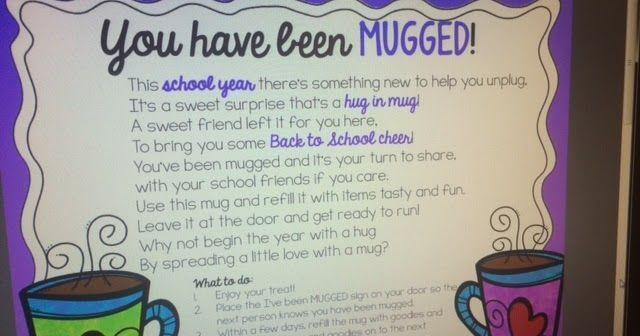 Principal Principles: Got Mugged