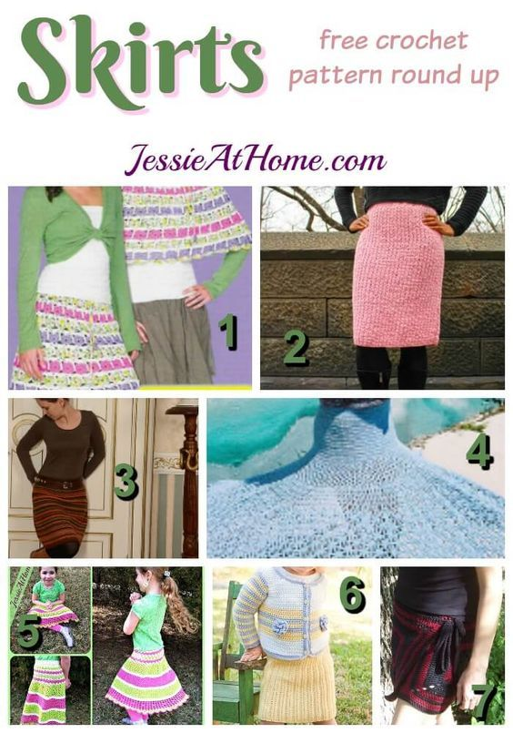 Free Crochet Pattern For Cowgirl Skirt : 499 best images about Mothers day crochet and gifts on ...