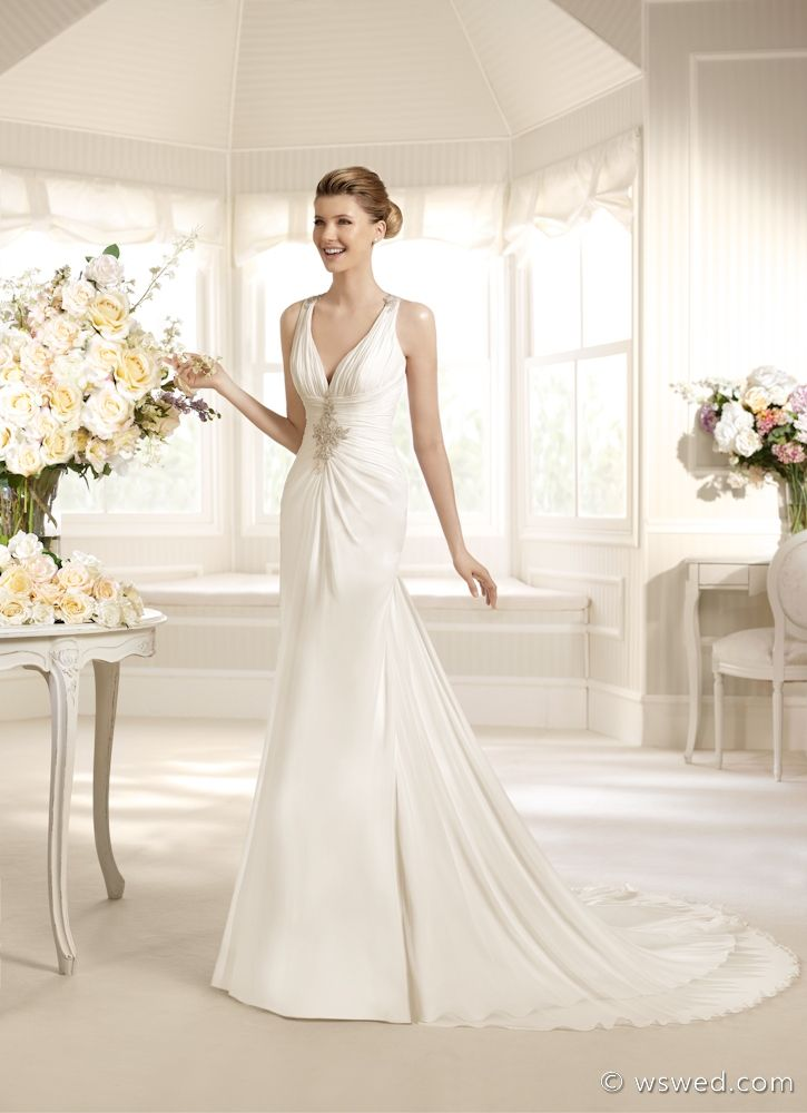 Cool La Sposa Marey available at La Vie En Blanc at a fraction of the price
