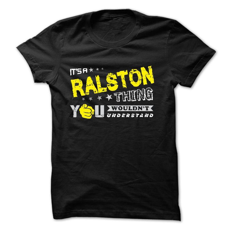 [Best Tshirt name list] If your name is RALSTON then this is just for you  Teeshirt this month  This shirt is a MUST HAVE. Choose your color style and Buy it now!  Tshirt Guys Lady Hodie  SHARE and Get Discount Today Order now before we SELL OUT  Camping absolutely love our design just search your name tshirt by using bar on the name is ralston then this just for you your name is ralston then this just for