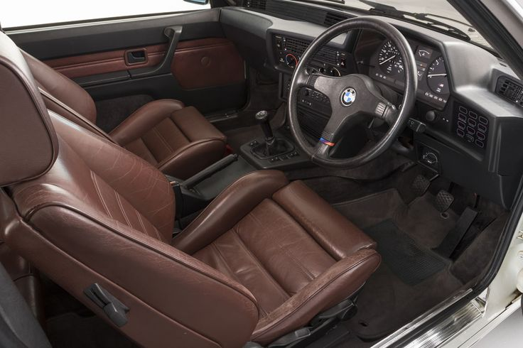 BMW M635CSi (E24) 1985