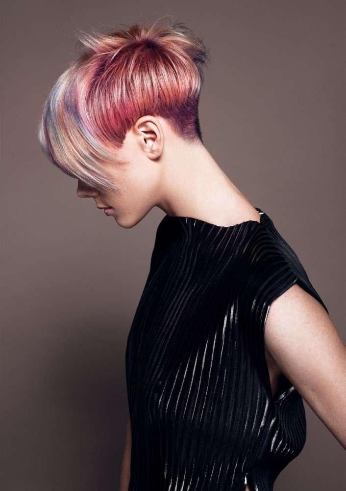 Причёски и стрижки: фото из коллекции Arjan Bevers @ Avanti Kappers