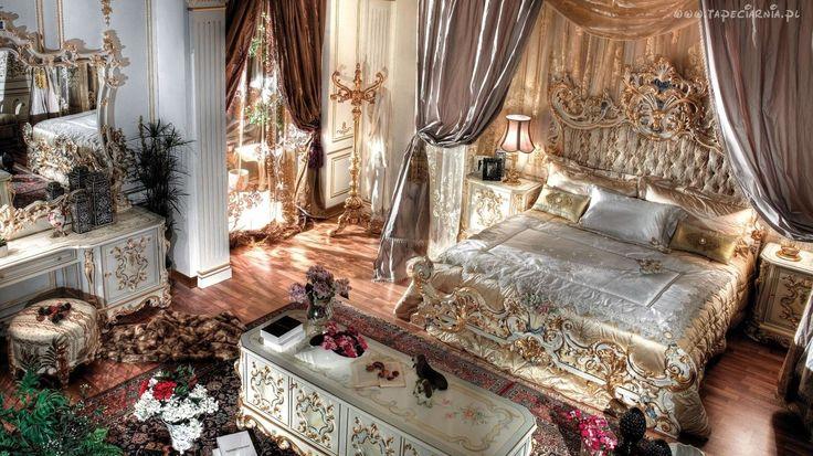 Królewskie spanie. Podoba Wam się? :)