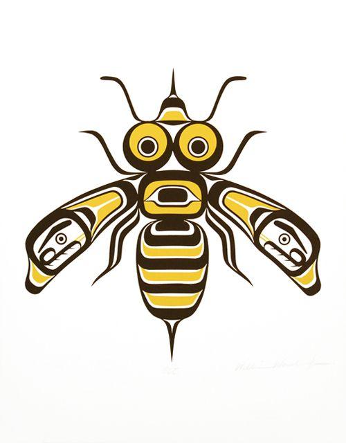 Bee,William Jr. Wasden, Northwest Canadian Coast (Kwakwaka'wakw (Namgis)), limited edition print, 2012