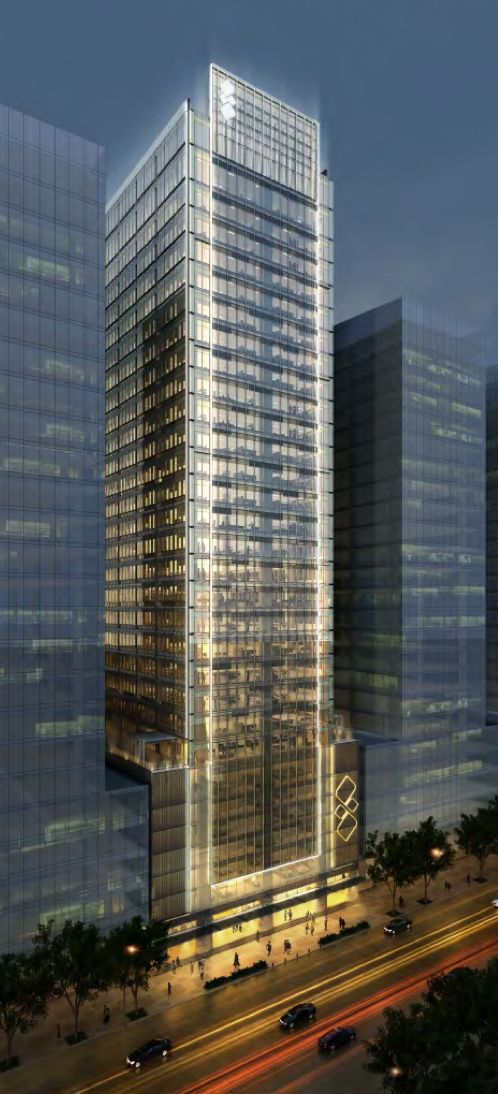 One World Place, Taguig City, Philippines by Gensler Architects :: 32 floors