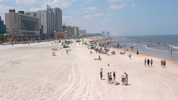 Swimmer's Death in Florida Brings New Attn to Rip Current Dangers - ABC News