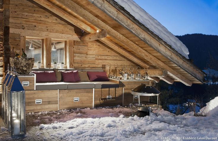 un ancien chalet d alpage r nov la clusaz chalets. Black Bedroom Furniture Sets. Home Design Ideas