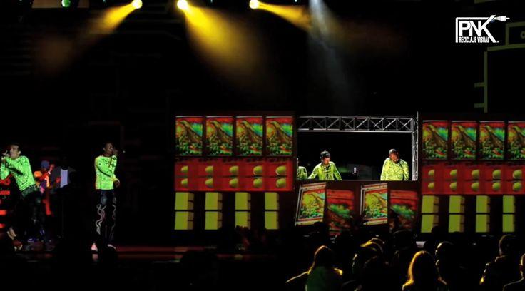 REEL 2015 - Proyectos de Stage Deign realizados por PANORAMIKA