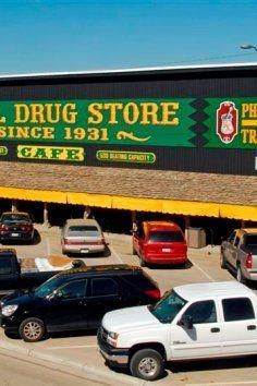 Wall Drug Store, America's Favorite Roadside Attraction!