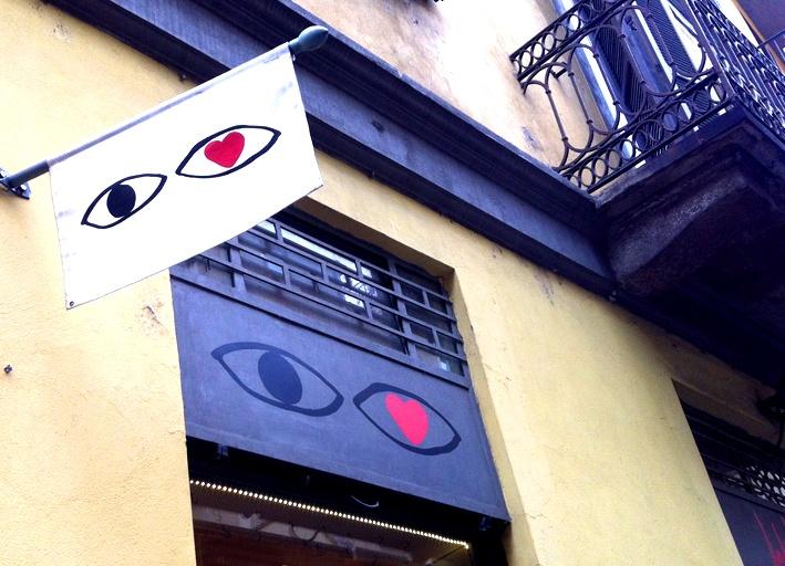 Waitand See - Via Santa Marta - Milan - Italy @WAIT and SEE