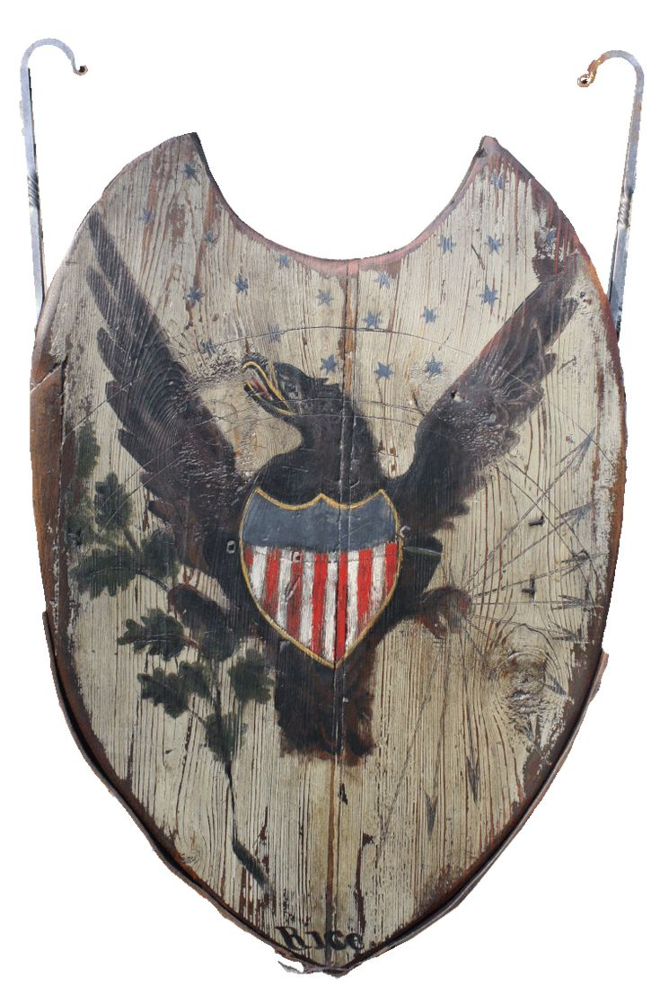 Huge old hand carved wood federal eagle folk art wooden eagle wall - Find This Pin And More On Nothing Is Better Than Red White And Blue