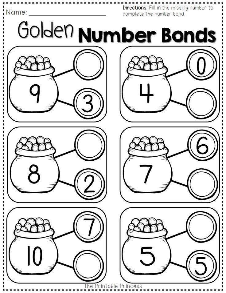 Best 3457 St. Patrick's Day Math Ideas ideas on Pinterest