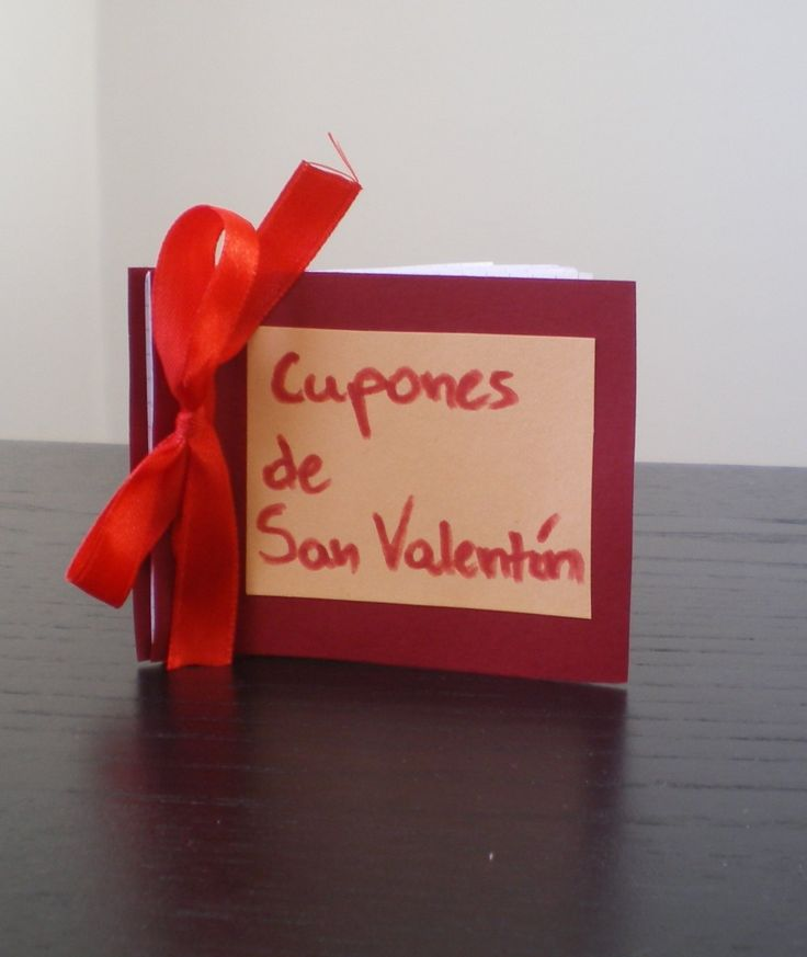 Las 25 mejores ideas sobre libreta para mi novio en - Ideas para regalo de san valentin ...